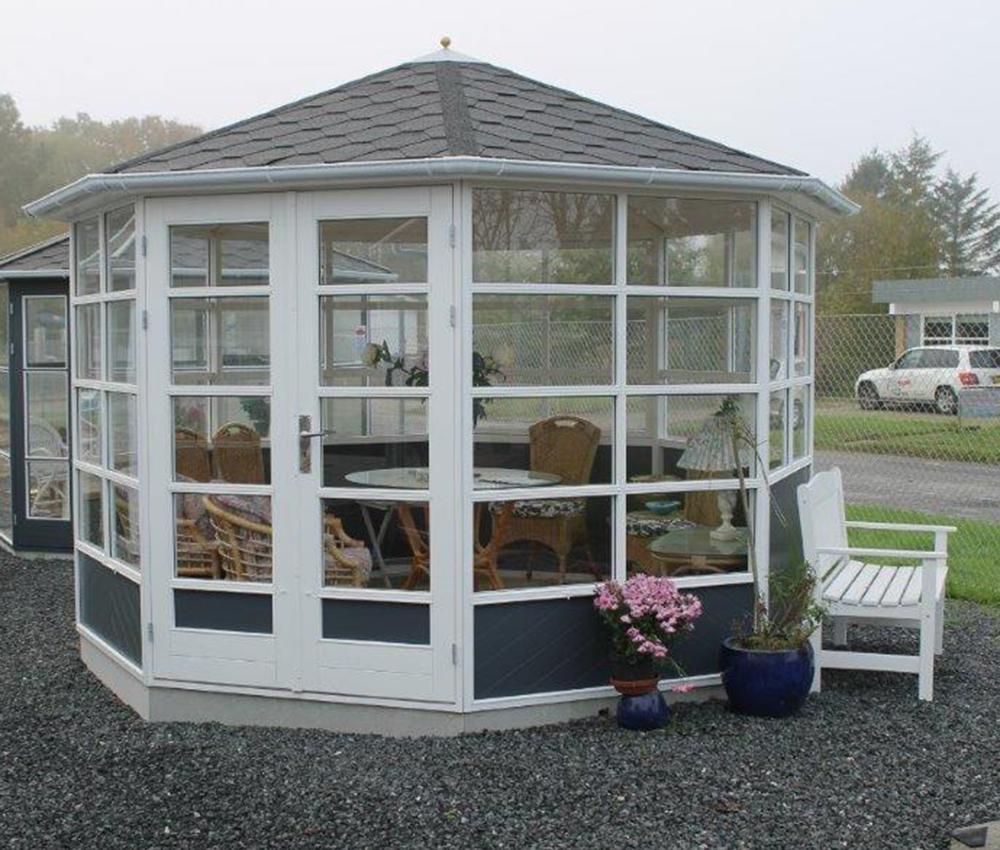 Agnete pavillon udstilling Christianfeld